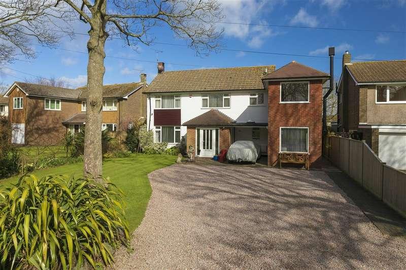4 Bedrooms Detached House for sale in Granville Road, Walmer, Deal