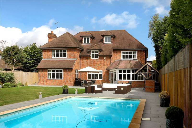 6 Bedrooms Detached House for sale in Penington Road, Beaconsfield, Buckinghamshire, HP9