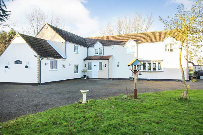 5 Bedrooms House for sale in Coates Road, Eastrea, PE7