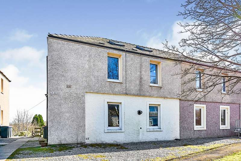 3 Bedrooms Apartment Flat for sale in Threave Terrace, Castle Douglas, Dumfries and Galloway, DG7