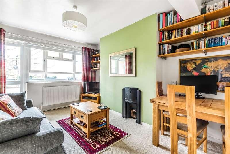 1 Bedroom Flat for sale in Shenstone House, Aldrington Road, LONDON, SW16