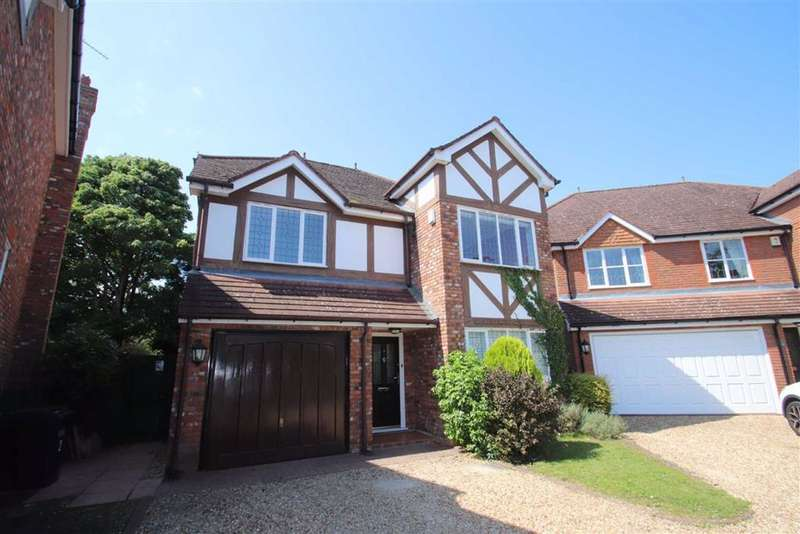 4 Bedrooms Detached House for sale in Cottage Grove, Off Gravel Lane, Wilmslow