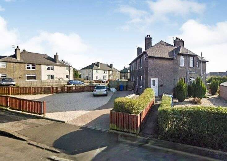 2 Bedrooms Apartment Flat for sale in Cadzow Avenue, Bo'ness, Stirlingshire, EH51