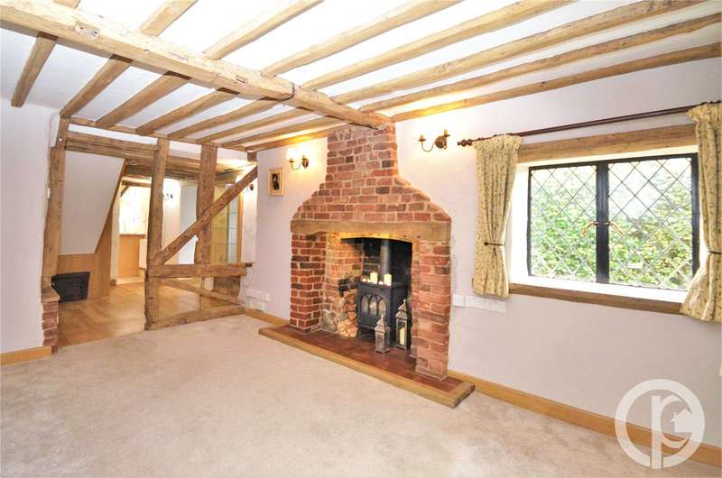 2 Bedrooms Semi Detached House for sale in Shephall Green, Stevenage, Hertfordshire, SG2