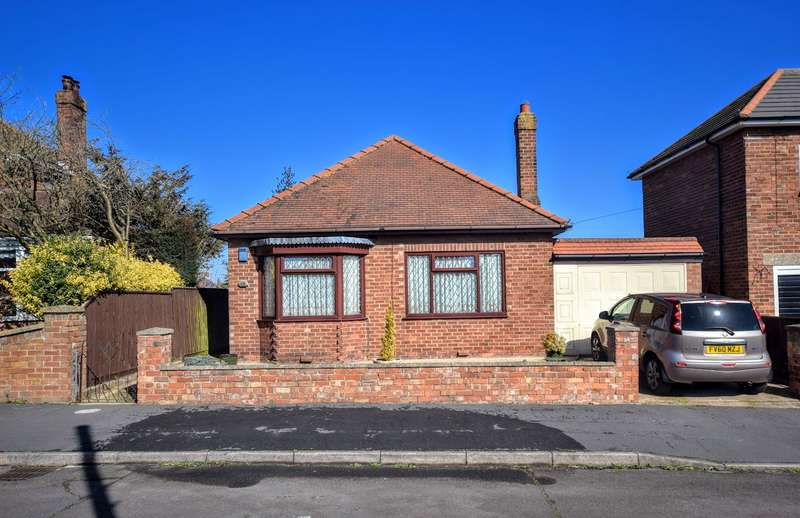 2 Bedrooms House for sale in Grosvenor Crescent, Louth, LN11
