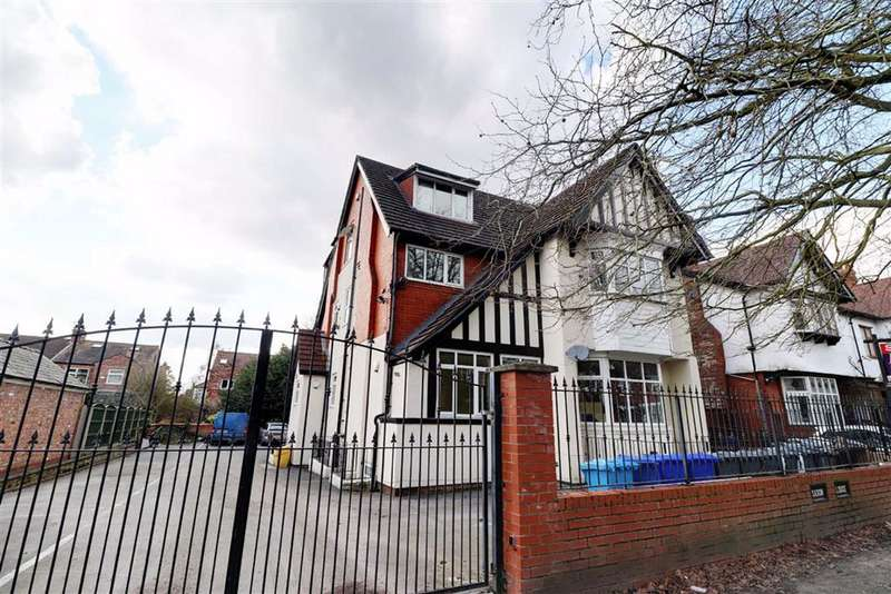 2 Bedrooms Flat for sale in Woodlands Road, Whalley Range