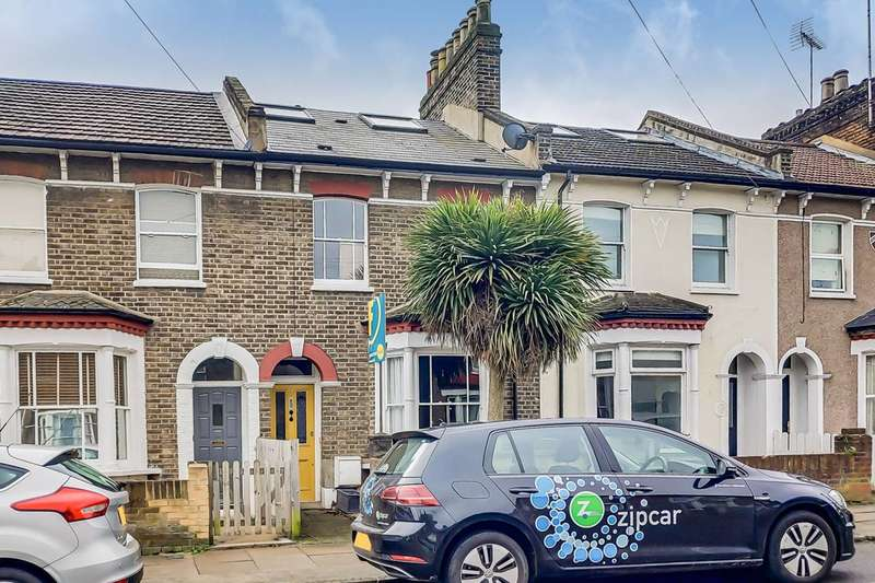 4 Bedrooms House for sale in Ellerdale Street, Lewisham, SE13