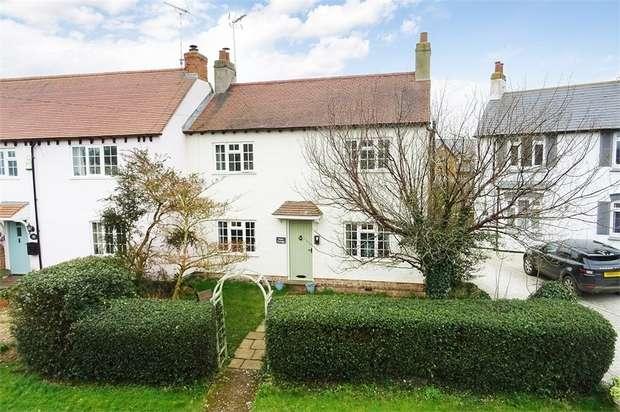 2 Bedrooms End Of Terrace House for sale in School Lane, Braybrooke, Market Harborough