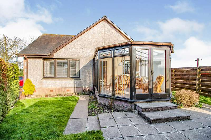 2 Bedrooms Detached Bungalow for sale in East Mains of Dysart, Montrose, Angus, DD10