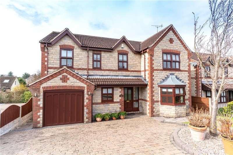 5 Bedrooms Detached House for sale in Tumbling Hill, Heage, Belper, Derbyshire, DE56