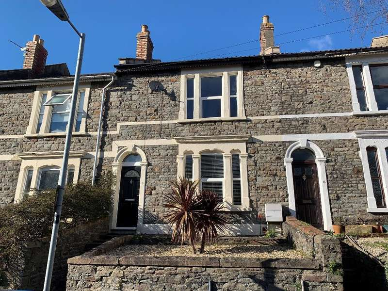 2 Bedrooms House for sale in Railway Terrace, Fishponds, Bristol, BS16 4LP