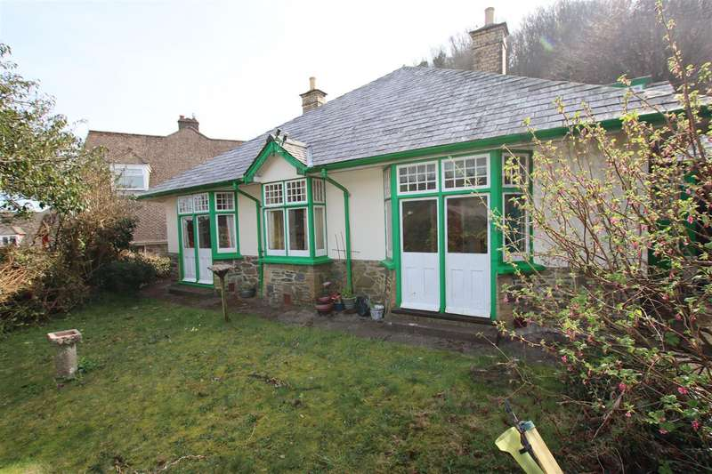 3 Bedrooms Detached Bungalow for sale in Lydiate Lane, Lynton