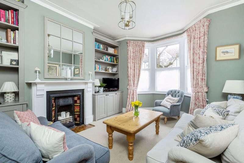 4 Bedrooms Terraced House for sale in Corsehill Street, Furzedown