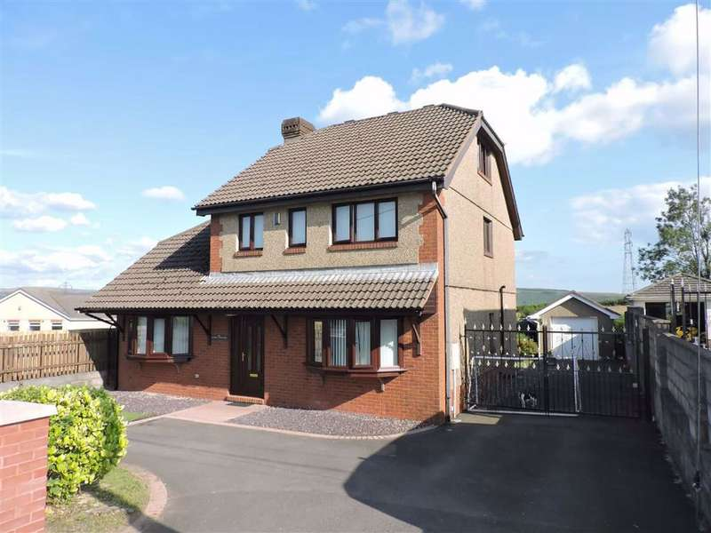 5 Bedrooms Detached House for sale in Pontardulais Road, Tycroes