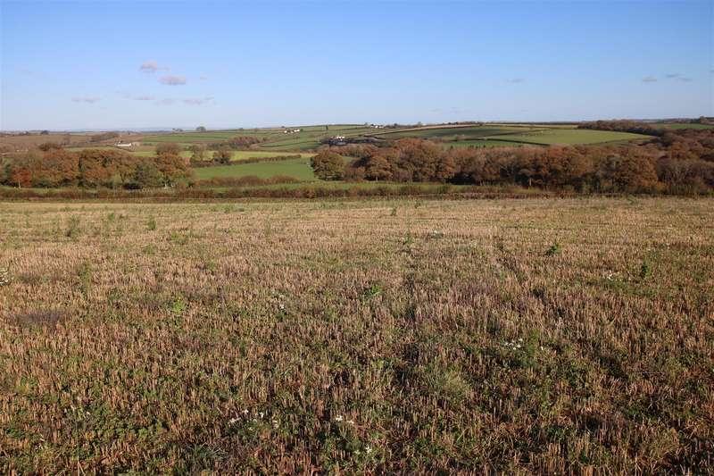 Land Commercial for sale in Berry Cross, Langtree, Torrington