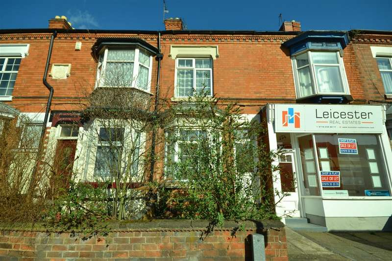 2 Bedrooms Terraced House for sale in Welford Road, Leicester