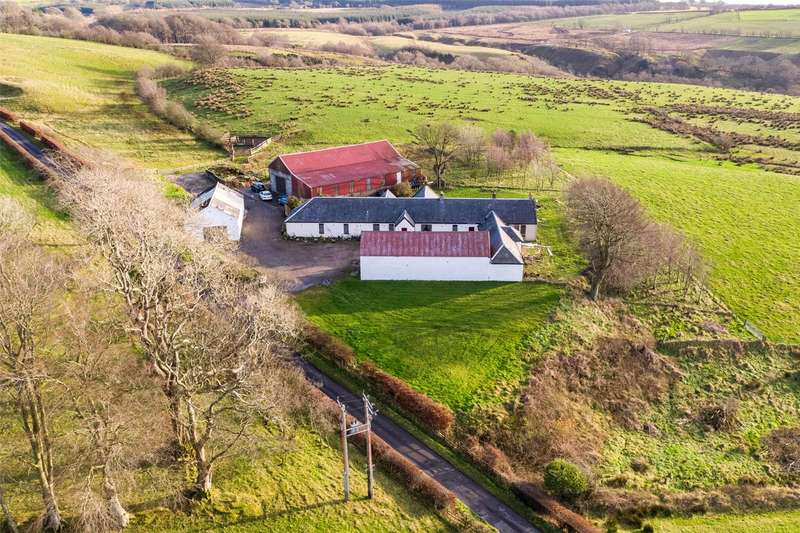 Plot Commercial for sale in Molmontend Barns Plot 2, By Galston, East Ayrshire, KA16