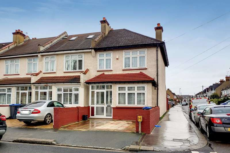 3 Bedrooms House for sale in Linden Avenue, Thornton Heath, CR7