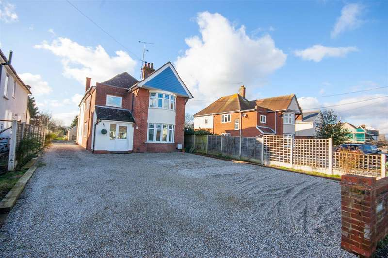 5 Bedrooms Property for sale in Station Road, Hatfield Peverel, Chelmsford