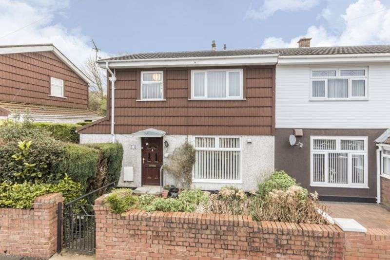 3 Bedrooms Property for sale in Waun Fawr Rassau, Ebbw Vale