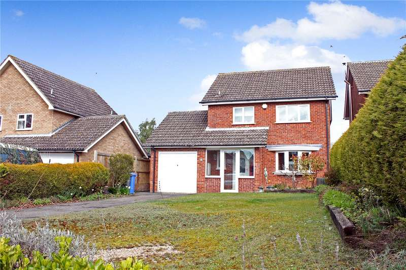3 Bedrooms Detached House for sale in Old Station Road, Halesworth, IP19