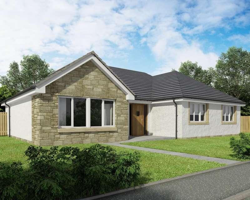 3 Bedrooms Detached Bungalow for sale in Robbiesland Drive, Cumnock
