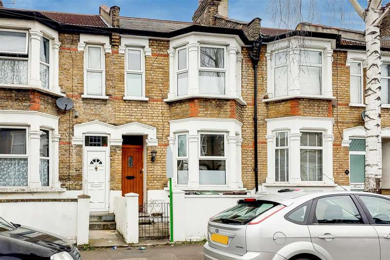 3 Bedrooms Terraced House for sale in Poplars Road, London