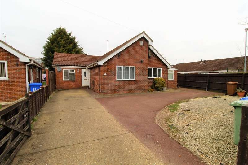 3 Bedrooms Bungalow for sale in Saundergate Park, Boston, Lincolnshire, PE21