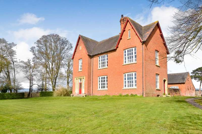 6 Bedrooms Detached House for sale in Redmarley D`Abitot, Gloucestershire