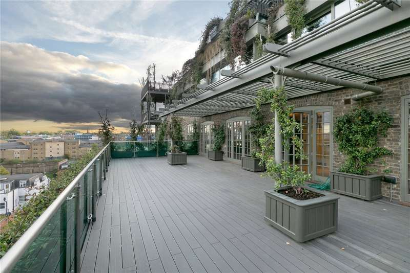 4 Bedrooms Flat for rent in Chappell Lofts, Belmont Street, London, NW1