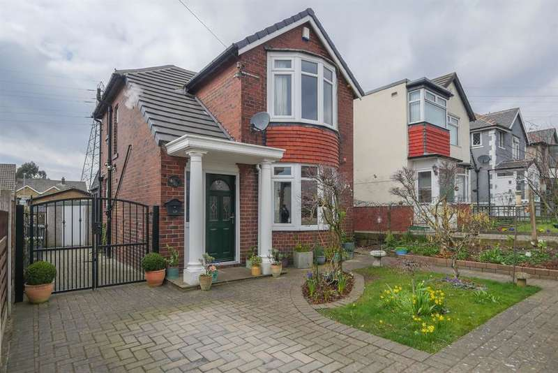 2 Bedrooms Detached House for sale in Priesthorpe Avenue, Pudsey, LS28