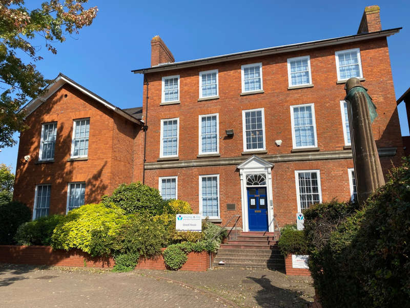 Commercial Property for sale in Bewell House, Hereford, Hereford, Herefordshire, HR4 0BA