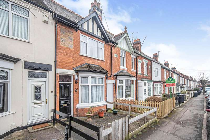 3 Bedrooms House for sale in Clarendon Road, Hinckley, Leicestershire, LE10