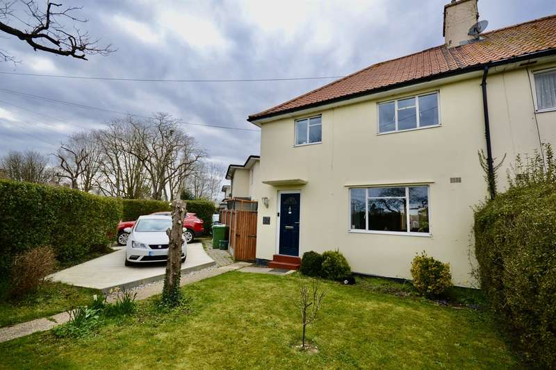 3 Bedrooms Semi Detached House for sale in Silver Street, Witham, CM8