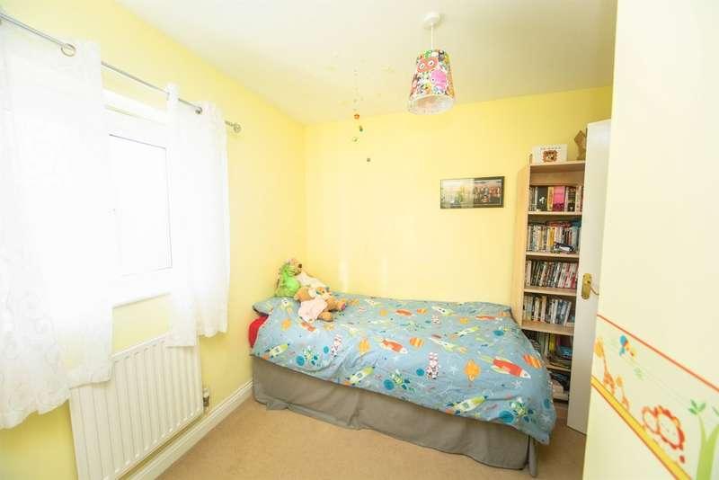 4 Bedrooms Detached House for sale in Heol Cwarrel Clark, Caerphilly