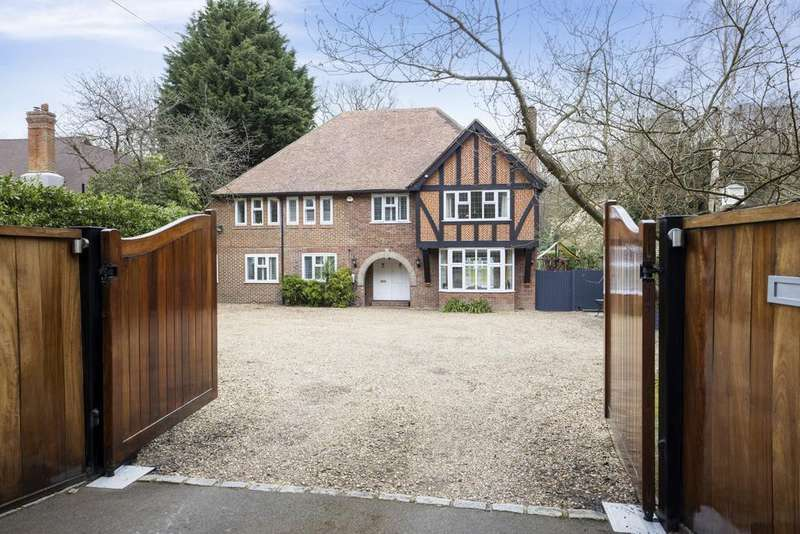 5 Bedrooms Detached House for sale in Seven Hills Road, Cobham, KT11