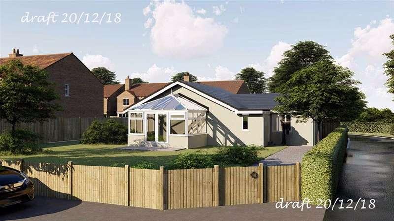 3 Bedrooms Detached Bungalow for sale in Bridge Lane, Pollington, Pollington