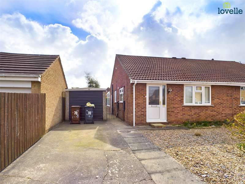 2 Bedrooms House for sale in Chesney Road, Lincoln, LN2