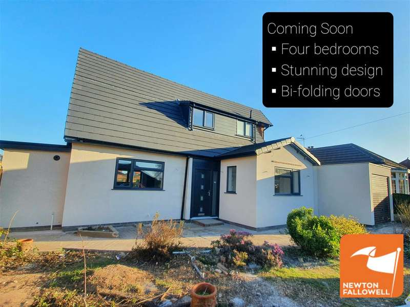 4 Bedrooms Detached House for sale in Robin Hood Avenue, Edwinstowe, Mansfield