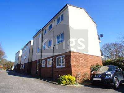 1 Bedroom Flat for sale in Shelley Court, Waltham Abbey