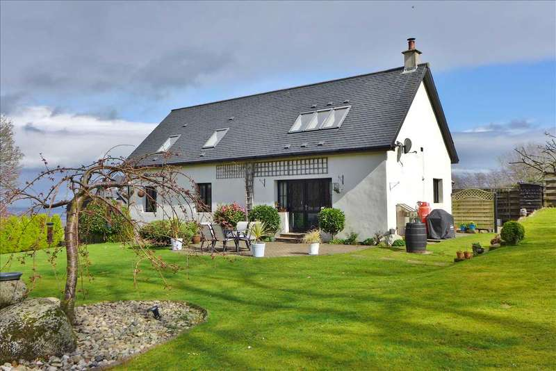 3 Bedrooms Detached House for sale in West Mayish Farm, Brodick