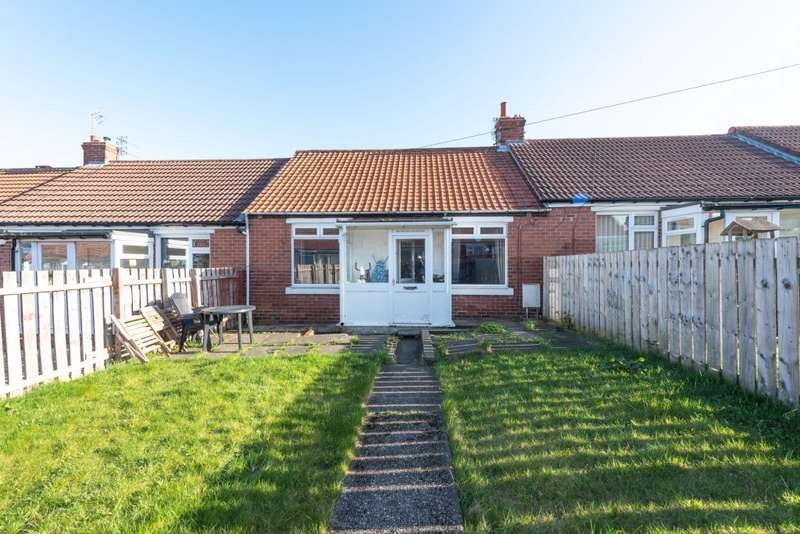 2 Bedrooms Terraced House for sale in Ivy Avenue, Seaham, SR7