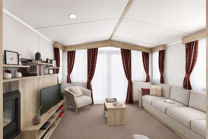 3 Bedrooms Caravan Mobile Home for sale in Winkups Holiday Park, Towyn