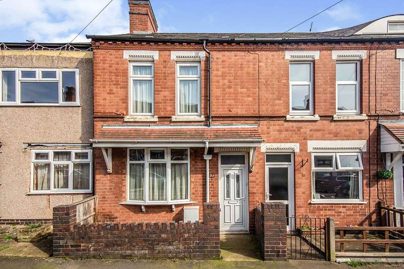 2 Bedrooms House for sale in Thornycroft Road, Hinckley, Leicestershire, LE10