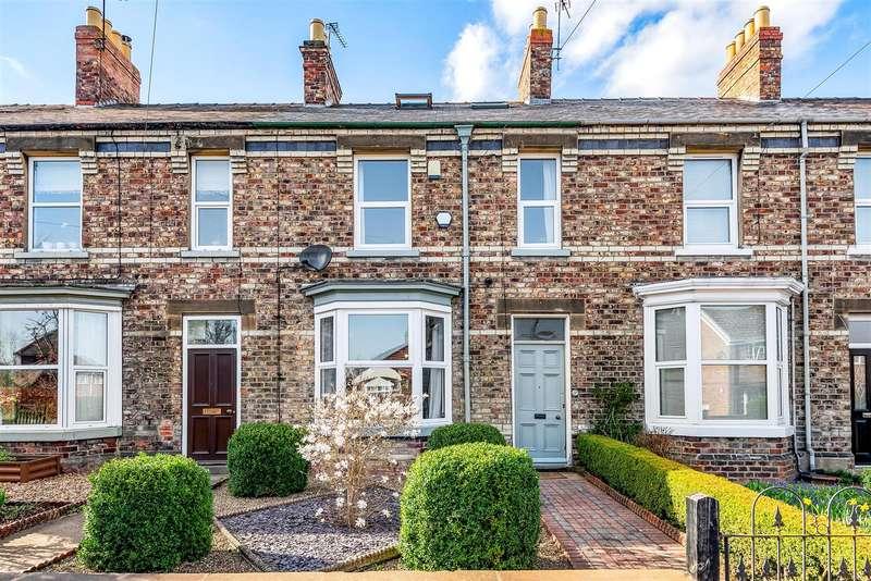 4 Bedrooms Terraced House for sale in 36 Welham Road, Norton, Malton, North Yorkshire YO17 9DP