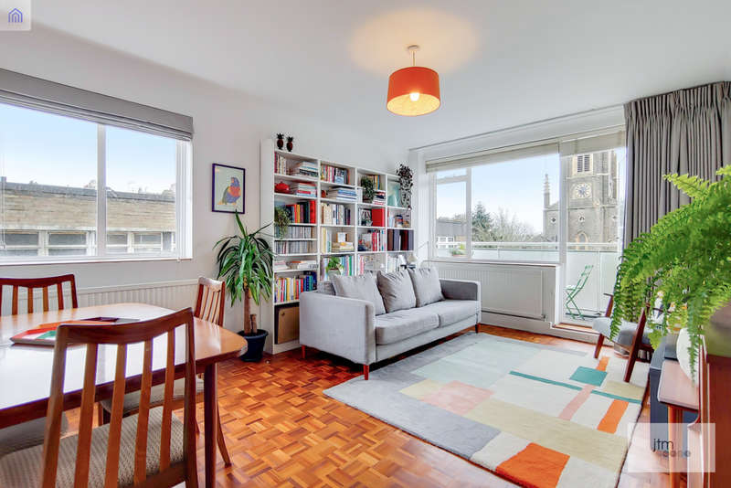 2 Bedrooms Flat for sale in Pemberton Gardens, London
