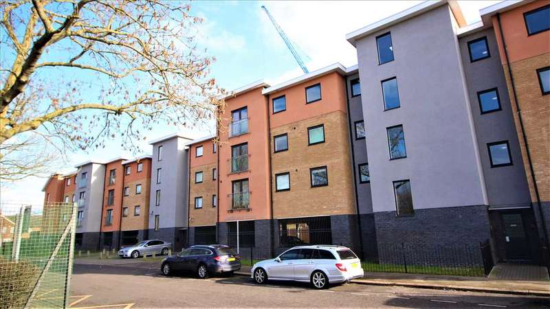2 Bedrooms Apartment Flat for sale in Lansdowne Court, Lansdowne Road