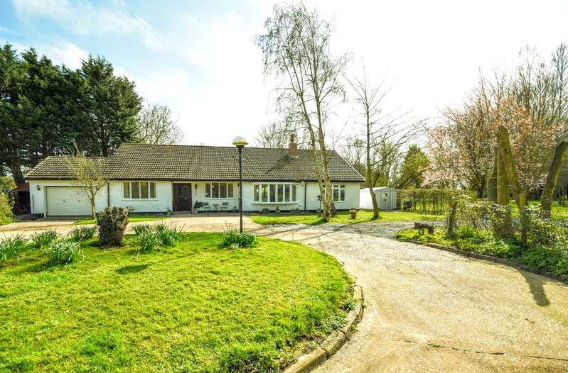 4 Bedrooms House for sale in Salters Way, South Reston, Louth, LN11