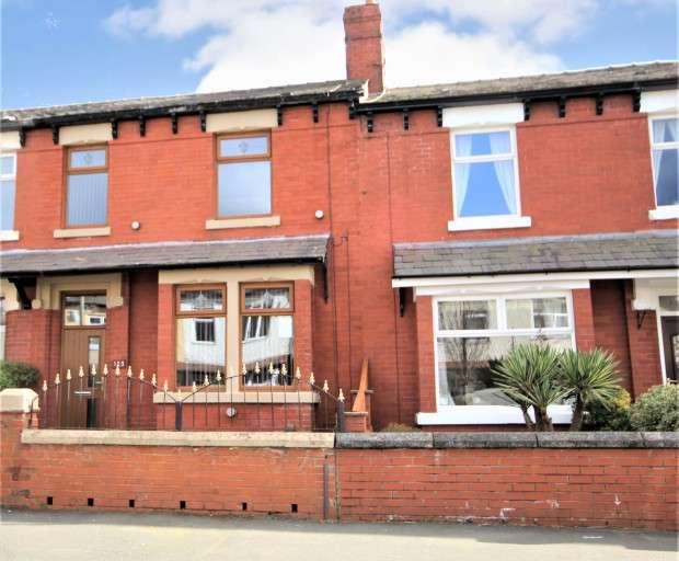 3 Bedrooms Terraced House for sale in Queens Road, Preston, PR2