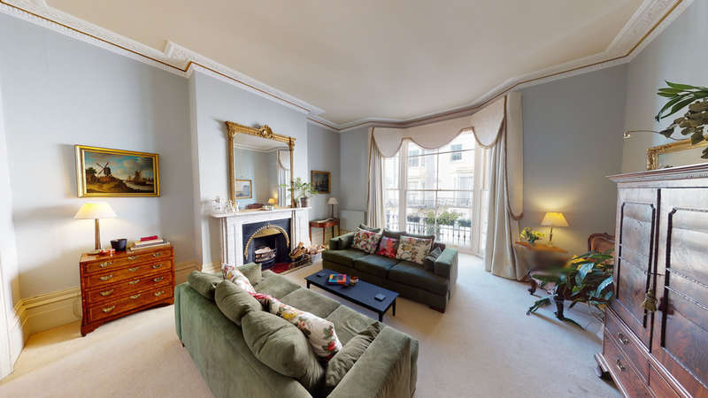 5 Bedrooms Terraced House for sale in Belgrave Place, Brighton